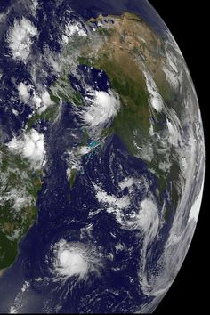 Watching the Storms by NASA Goddard