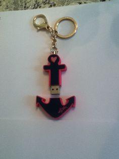 Lilly keychain/Flash drive :)