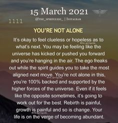 Vibes Spiritual Life, Spiritual Awakening, Spiritual Guidance, Positive Affirmations, Positive Quotes, Divine Timing, Feeling Trapped, Spiritual Encouragement, Happy New Year Everyone