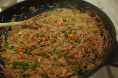 South Indian Style Noodles with Vegetables ( Vermicelli) recipe on Food52