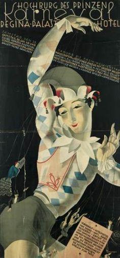 Artist Tommi Parzinger - Born 1903 Die 1981