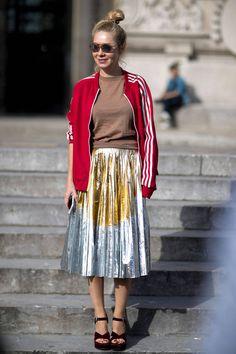 Street Style Paris : les idées mode à piquer aux filles stylées - Elle