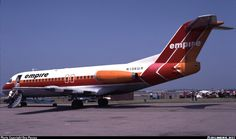 Fokker F-28-4000 Fellowship aircraft picture