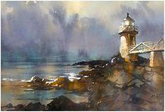 Thomas W. Schaller「Marshall Point」