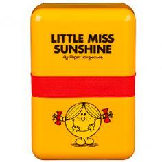 Little Miss Sunshine Lunch Box