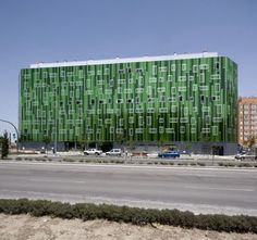 Vallecas 51, Madrid. España. Edificio de viviendas.