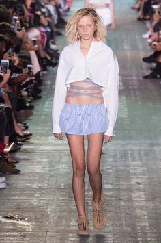 New York Moda Haftası: Alexander Wang - Fotoğraf 1 - InStyle Türkiye