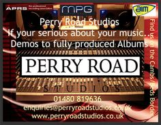 Perry Road Recording studios, Professional Recording services for all musicians www.perryroadstudios.co.uk