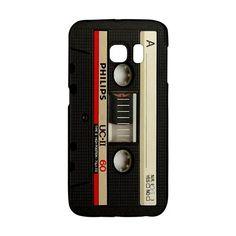 Vintage Cassette Tape Samsung Galaxy S3/S4/S5/S6/S6 EDGE/S7/S7 EDGE/NOTE 2/NOTE 3/NOTE 4/NOTE 5 Case Wrap Around