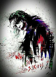 Joker why so serious Batman Joker Wallpaper, Joker Iphone Wallpaper, Graffiti Wallpaper, Joker Wallpapers, Marvel Wallpaper, Heath Ledger Joker Wallpaper, Iphone Wallpapers, Joker Comic, Joker Art