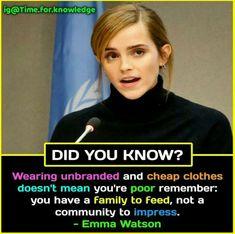 Wisdom Quotes, True Quotes, Motivational Quotes, Inspirational Quotes, True Interesting Facts, Amazing Facts, Emma Watson Quotes, Wow Facts, Genius Quotes