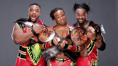 Check out photos of the WWE Superstar tandems (and one trio) who have held the Raw Tag Team Titles, including The Street Profits. The New Day Wwe, New Wwe Champion, Curt Hawkins, Zack Ryder, Wrestlemania 35, Wwe Champions, Royal Rumble, Wwe News, Lucha Libre
