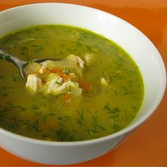 Quick and Easy Recipe: Homemade Chicken Soup