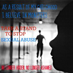 Take a stand against child abuse.