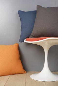 #Verdeco #cushion #pillow #interior #photography #decoration #home #thuis #kussen #interieur #fotografie #decoratie #accessoires #colours #oranje #kleuren #orange #blue #blauw #brown #bruin #modern