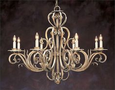 Chandelier from Decorative Crafts