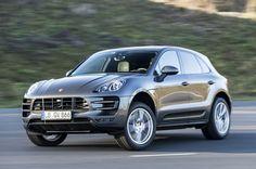 2015 Porsche Macan Turbo - Autoblog