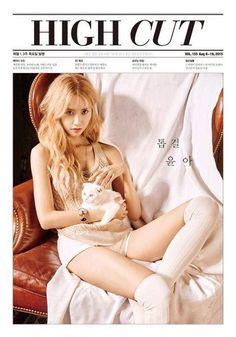 YoonA High Cut