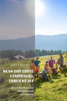 Jetzt schon mal für euren Wanderurlaub schmöckern Bergen, Mountains, Nature, Movies, Movie Posters, Travel, Tourism, Hiking, Naturaleza
