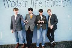 Blur, Modern Life is Rubbish.