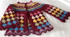 cardigan with sleeves
