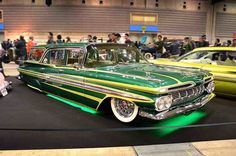59 Chevy Nomad from Japan.