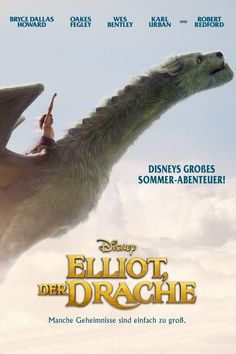 Watch Pete's Dragon Full-Movie