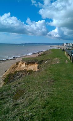 Bexhill on Sea - Where my grandparents retired. Met them here in July 1974, straight from Cyprus, and stayed in their small flat till we could find a home.