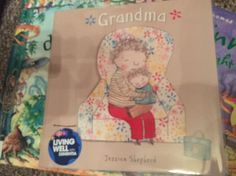LisaJaconelliLindsay ‏@Lillojac  21 May 2015 Lovely book about Dementia!Beautifully written. Grandma by Jessica Shepherd! #LivingWell #BedtimeStories #BookbugWeek