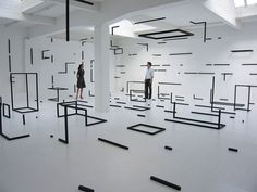 Art Installations That Alter Your Perception Of Space - Neatorama