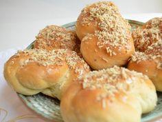 Cate o reteta pentru fiecare zi din Postul Pastelui - 48 de feluri de mancare de post 20 Min, Bagel, Hamburger, Bread, Vegan, Food, Deserts, Brot, Essen