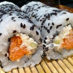 Buffalo Chicken Sushi | Recipe | Chicken Sushi, Sushi Recipes and ...