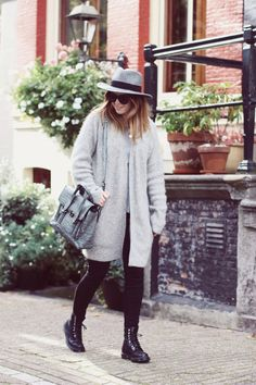THE COLDER DAYS ROCK IN THIS FLUFFY CARDIGAN - BillieRose | Creators of Desire - Fashion trends and style inspiration by leading fashion bloggers