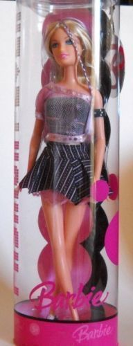 Barbie Doll Fashion Fever My Scene Pink Sweater Top Outfit Rare