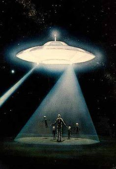 """Alien abduction 