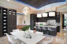 22 Brilliant Kitchen Backsplash Ideas | LuxeDaily - Design Insight from the Editors of Luxe Interiors + Design
