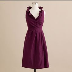 706254a61b59 J Crew Blakey Bridesmaid Dress 4 Šaty Na Párty