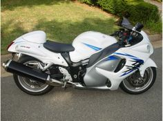 2009 Suzuki HAYABUSA Sport Touring , White, 10,000 Miles For Sale In San  Francisco,