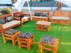 Ideas For Utilizing Wooden Pallet