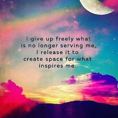 I give up freely.....