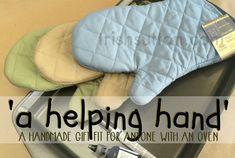 A Helping Hand; Hand