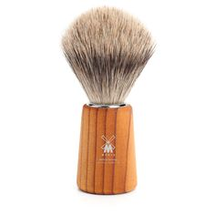MÜHLE Shaving Culture | Shaving brush from MÜHLE, fine badger, handle material pine thermowood | purchase online