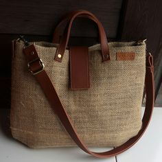 New one has just finished. Burlap bag with 4 layers inner. Very firm. Big size. Durable. 100% handmade and natural burlap. Satisfy guarantee ! Good price for high quality burlap bag. MADE TO ORDER.