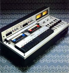 Cassette recorder evolution - Page 4 - Tapeheads Tape, Audio and Music Forums Cassette Recorder, Tape Recorder, Cassette Tape, Recording Equipment, Audio Equipment, Radios, Hi Fi System, Electronics Storage, Record Players