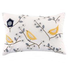 Tweet Cushion   Dunelm