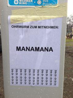 NOTES OF BERLIN: OHRWURM ZUM MITNEHMEN