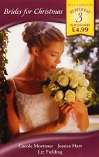 Brides for Christmas (Mills & Boon by Request) By Mortimer/Hart/Fielding,Liz Fi