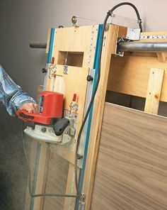 Sliding Carriage Panel Saw | Woodsmith Plans