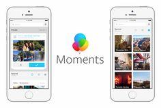 Facebook actualiza Moments (Android/iOS), ahora también se pueden compartir vídeos
