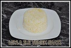 Kremalı Pirinç Pilavı Tarifi   Leyla İle Yemek Saati